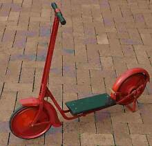 Vintage c.1950's SCOOTER with brakes Pialba Fraser Coast Preview