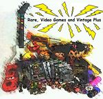 Rare, Video Games and Vintage Plus