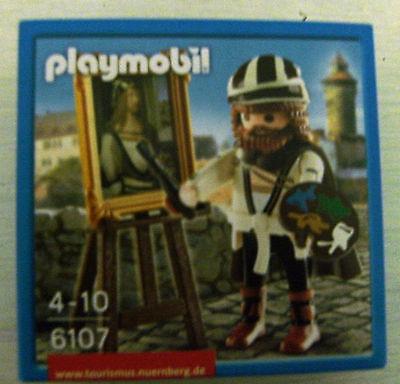 Playmobil Special Maler Albrecht Dürer 6107 Sonderfigur Ritterburg Burg Ritter
