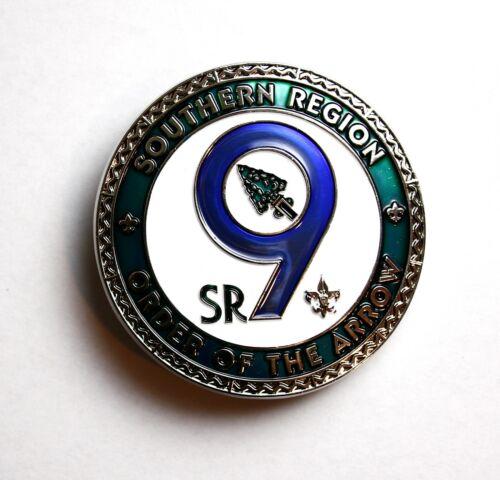 OA SR-9 Belt Buckle (Green) - Alibamu Aracoma Coosa Egwa Tawa Dee Mowogo Ini-To