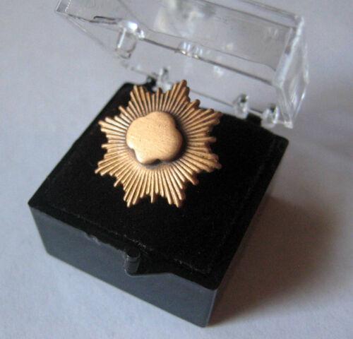 Old Style Pre-2011 Girl Scout BRONZE AWARD PIN Junior Highest Earned Award HTF