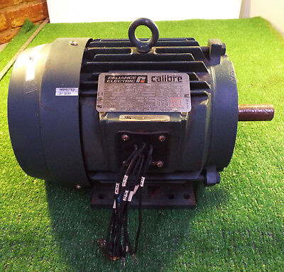 1 Used Reliance P18g4903 5 Hp Electric Motor Make Offer