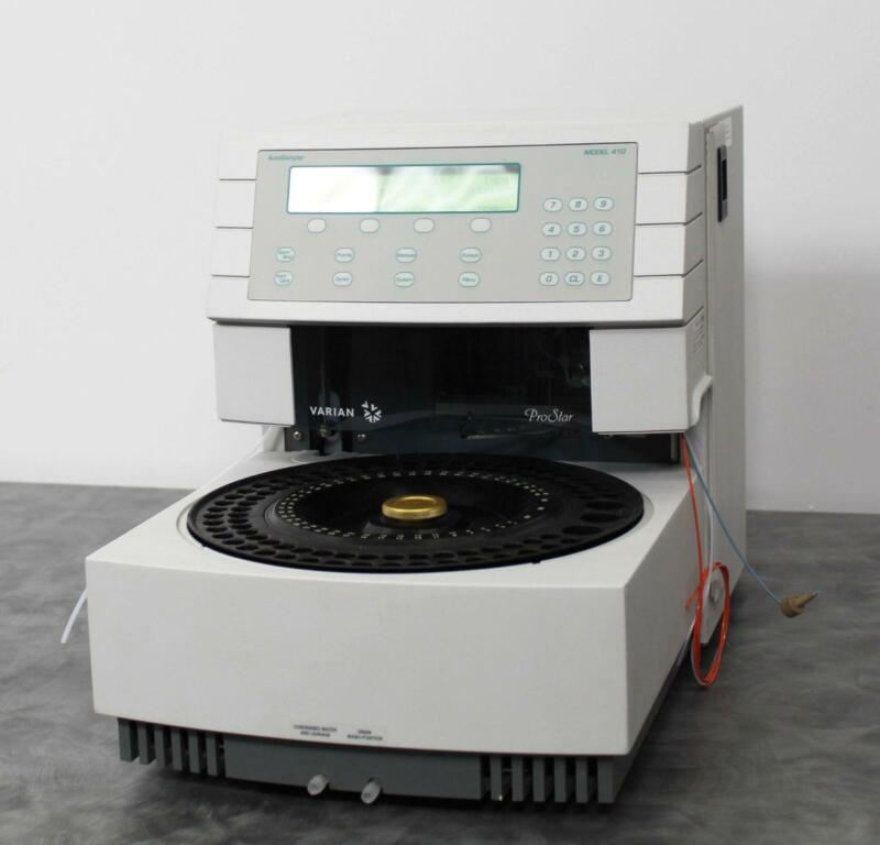 Varian ProStar 410 HPLC Autosampler 03-935290-01 with 90-Day Warranty