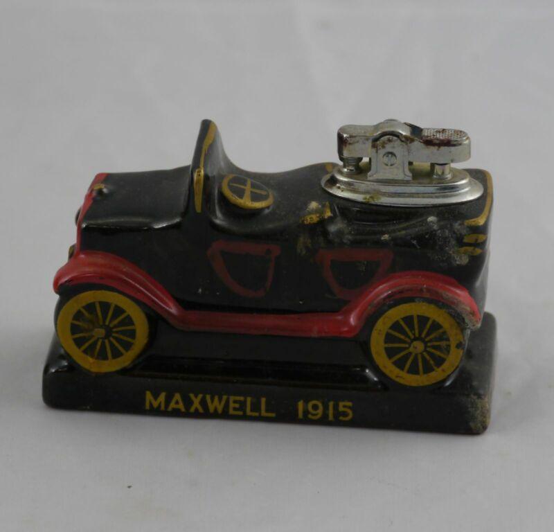 Maxwell Car 1915 Table Lighter Circa 1964