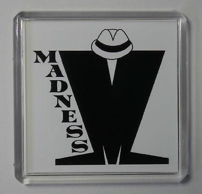 MADNESS  FRIDGE MAGNET FREE P & P