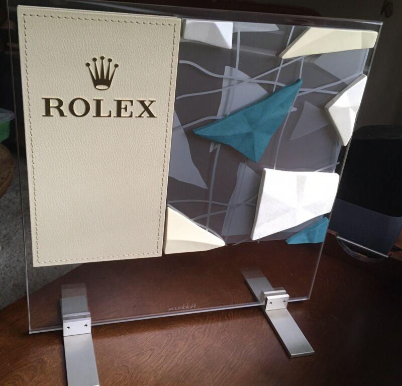 Rolex Dealer Display Sign