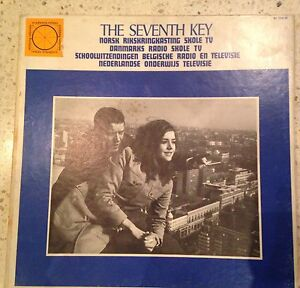 The Seventh Key - English course on vinyl (2 LPs in a box) Ashfield Ashfield Area Preview