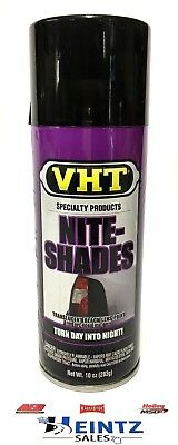 - VHT SP999 Nite-Shades Black Lens Tinting Paint Blackout Tint Tail Light Tinting