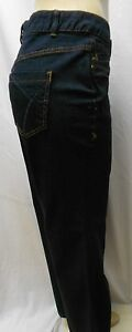 New Lane Bryant Womens Plus Size Right Fit Technology Denim Jeans Sizes 12-26