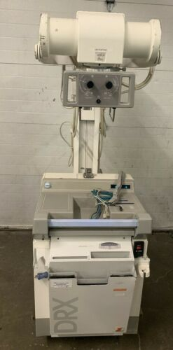 2010 GE AMX 4 Portable X-ray Machine With DRX