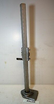 Chesterman No. 369 Height Gage 24 Inch Inv.35384