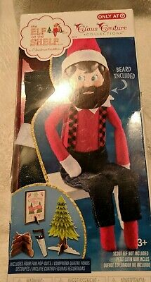 Elf On The Shelf Claus Couture Little Lumberjack Lad Christmas Outfit NO DOLL