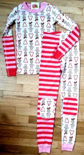 NWT Hanna Andersson DR SEUSS GRINCH CINDY LOU WHO Pajamas CHRISTMAS 110 5