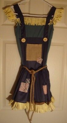 THE/WIZARD/OF/OZ~girls~DRESS/HAT/STOCKINGS/GLOVES! (XL/14/16) BRAND/NEW! CUTE! @](Cute Wizard Of Oz Costumes)