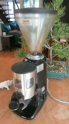 Mazzer Super Jolly Manual Commercial Coffee Grinder Espresso Doser