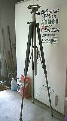 Vintage Camera Projector Tripod Stand with Adjustable Legs
