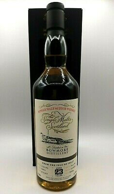 BOWMORE 23 Years Old Sherry Cask Islay Whisky 56,1% vol. 0,70 Liter.