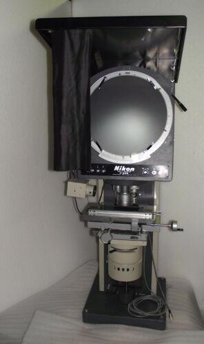 Mint!  Nikon V20A Optical Comparator - Full warranty - 5x,20x,50x - 4 Month Wrty
