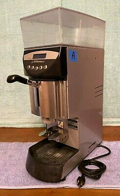 Lota Used Nuova Simonelli Mythos Plus Coffee Grinder - Made In Italy