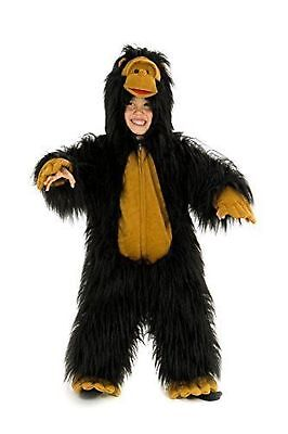 Gorilla Furry Halloween Costume Kid Child's Medium Size 8 Monkey   NEW](Kids Gorilla Halloween Costume)