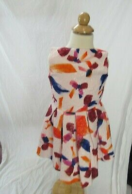 Val Max Kids Abstract Dress Size 6