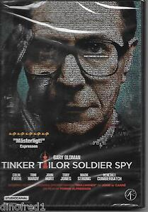 Tinker, Tailor, Soldier, Spy (DVD, 2012) NEW SEALED (Nordic Packing)