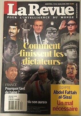 La Revue Pour L'Intelligence Du Monde March April 2019 (La Revue Pour L Intelligence Du Monde)