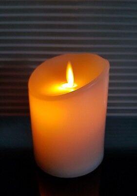 LED Lumino Tremolante Candela Funerario Decorazione Lampada per Tomba Luce