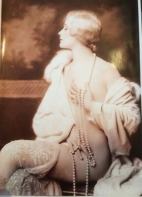 Boudoir Early 1900s Picture