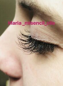 Extension de cils / extension eyelashes/ promotion march $35-$40