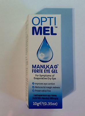 Optimel Manuka Honey FORTE eye gel 10ml