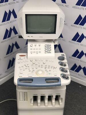 Toshiba Nemio 10 Ultrasound Machine For Parts Sold As-is 1