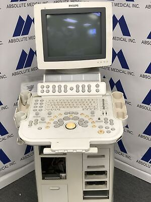 Philips Hd11 Xe Ultrasound System For Parts Selling As-is