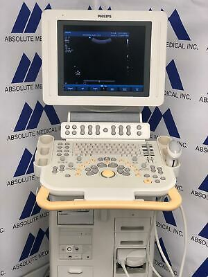 Refurbished Philips Hd11xe Ultrasound System Obgyn Package 3 Probes Included
