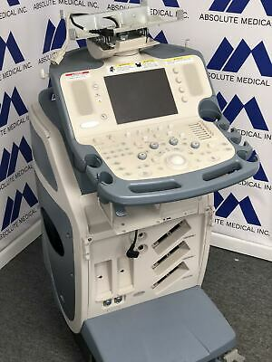 Toshiba Xario Ultrasound System For Parts As-is