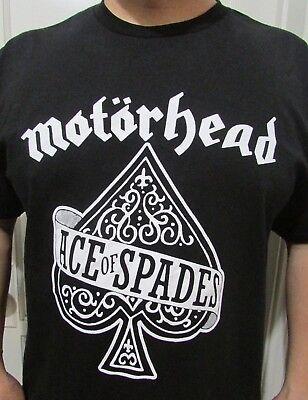 Motorhead Ace Of Spades T Shirt
