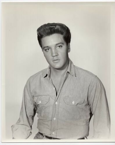 "Elvis Presley ""Follow That Dream"" Photo Shoot"
