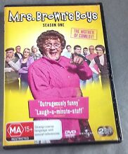DVD Mrs Browns Boys Season One Preston Darebin Area Preview