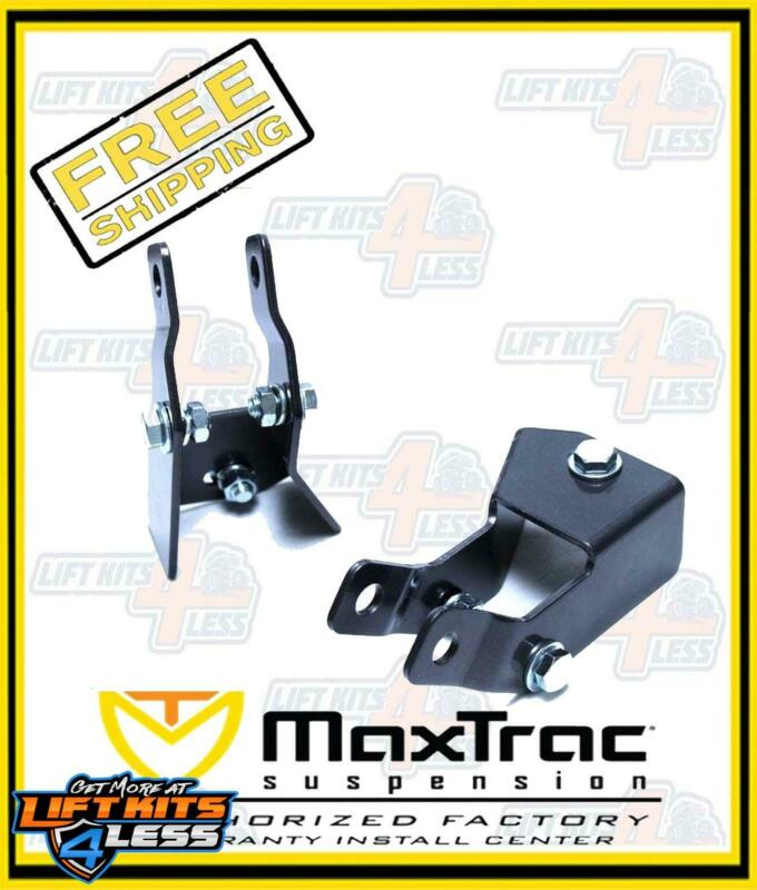Maxtrac Suspension 401000 Rear Shock Extenders For 2000-2006 Chevy Suburban 1500