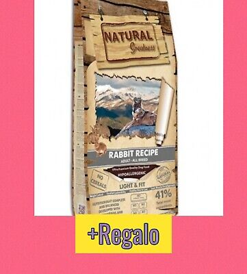natural greatness Conejo Light Grain Free 6 Kg + Regalo