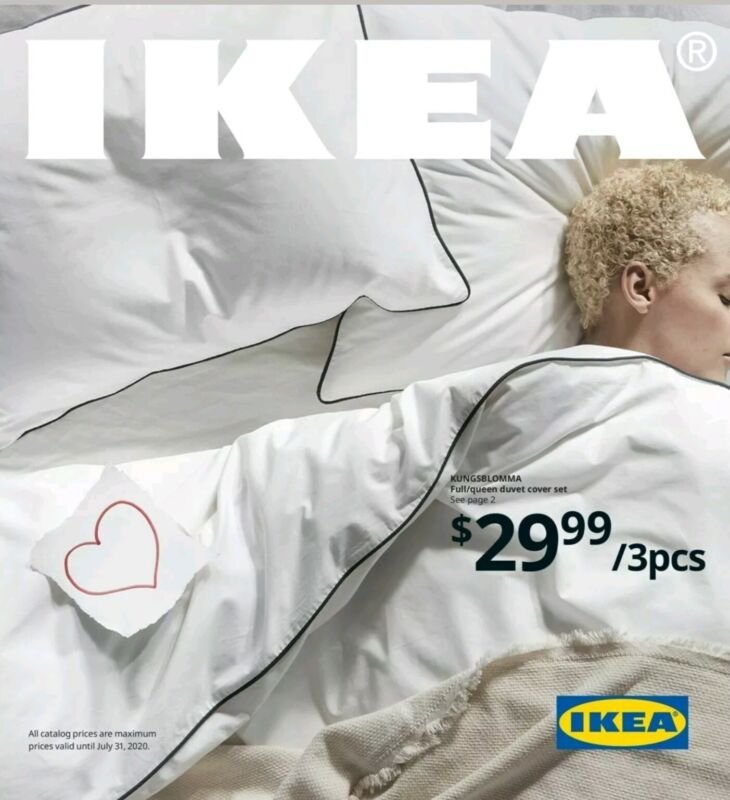 NEW IKEA 2020 CATALOG ENGLISH US - Never Read