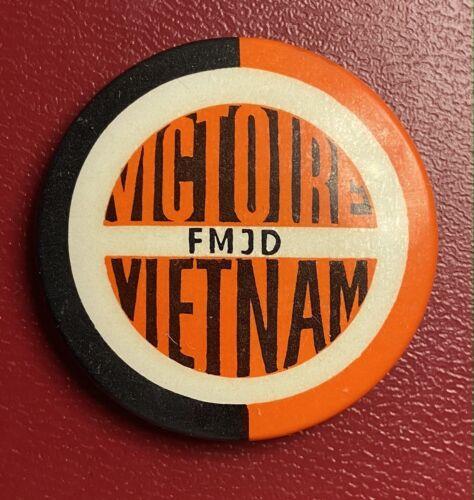 Vietnam FMJD WFDY World Federation Democratic Youth Union badge lapel pin