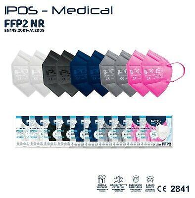 10Stk FFP2 NR Kindermaske, Mix, Mundschutz,CE Prüfstelle 2163,einzeln verpackt