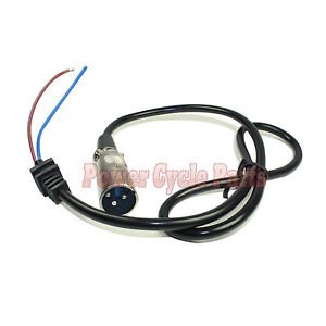 battery charger wiring harness 3 pin xrl plug for scooter. Black Bedroom Furniture Sets. Home Design Ideas
