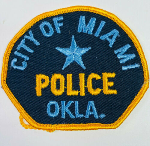 Miami Police Ottawa County Oklahoma OK Patch