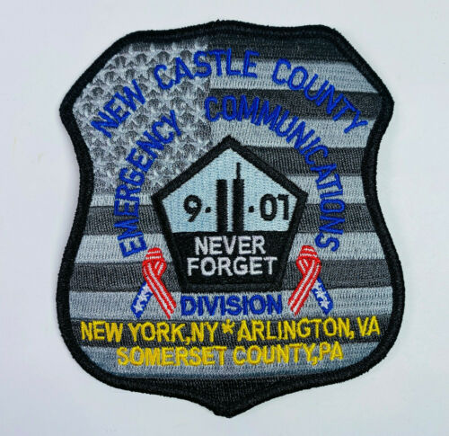 New Castle County Police Communications 911 Never Forget Delaware Patch
