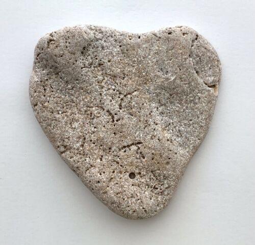 Natural Large Heart Shaped ❤️ Beach Rock Love Stone Valentine Anniversary  USA