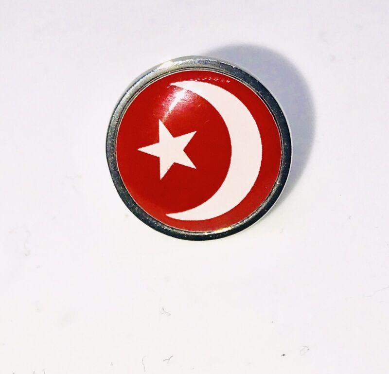 Nation Of islam Pin