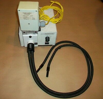 Fostec Dcr Ii Fiber Optic Light Source W Fiber Cable