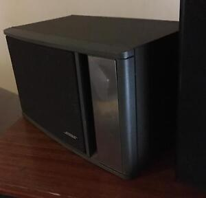 Bose 141 speakers pair Southport Gold Coast City Preview